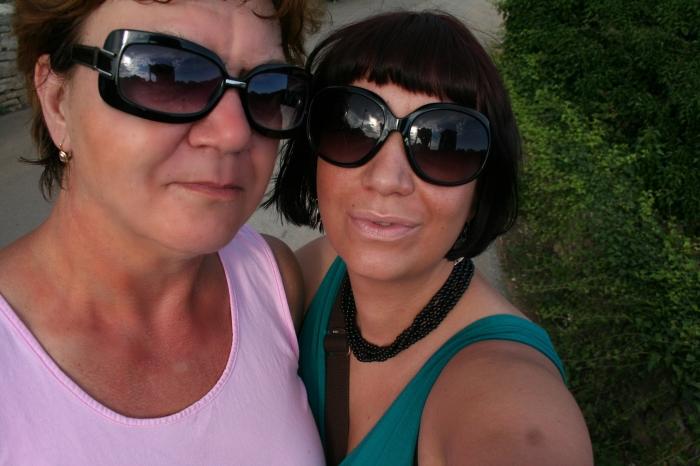 Ines and Gina